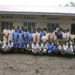 die Schule hat grossen Zulauf - 170 neue Schueler