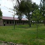 von den Eltern renoviertes Schulgebäude