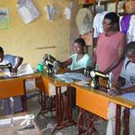 Näh-Workshop für behinderte Kinder