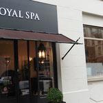Enseigne Royal Spa