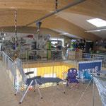 Verkaufshalle mit Einliegerwohnung Mumpf