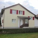 Dach-Fassadensanierung nach Gebäudeprogramm Stein