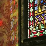 Kirchenfenster in Stettfeld