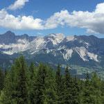 Panorama Reiteralm