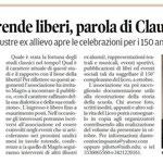"""Articolo uscito il giorno 23 gennaio 2013 sul quotidiano locale """"Il Piccolo"""""""