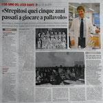 """Articolo uscito il giorno 12 marzo 2013 sul quotidiano locale """"Il Piccolo"""""""