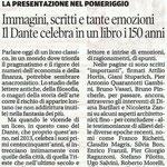 """Articolo uscito il giorno 24 ottobre 2013 sul quotidiano locale """"Il Piccolo"""""""