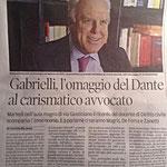 """Articolo uscito il giorno 17 gennaio 2015 sul quotidiano locale """"Il Piccolo"""""""