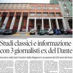 """Articolo uscito il giorno 8 aprile 2014 sul quotidiano locale """"Il Piccolo"""""""
