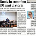 """Articolo uscito il giorno 8 dicembre 2012 sul quotidiano locale """"Il Piccolo"""""""