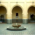 Meknes, Mausolée Moulay Ismaïl