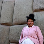 Indienne Quechua de Cuzco - Pérou