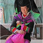 Yi Noir de Ninglan -Chine