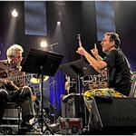 Marc Ribot et John Zorn