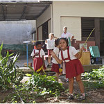 Ecole primaire à La Havane