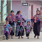 Indiens Tzotziles de Zinacantan - Mexique