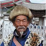 Chaman Naxi de Lijiang - Chine
