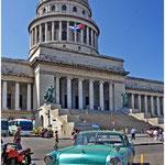 La Havane, place du Capitole
