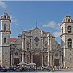 La Havane, la cathédrale