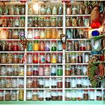 Marrakech, souk des épices