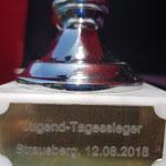 Jugend-Tagessieger Strausberg 2018