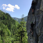 Klettersteig (Andrea & Jörn)