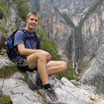 Wanderung zum Boka-Wasserfall