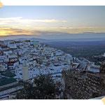 Moulay Idriss - wichtigste Pilgerstadt Marokkos