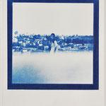 花びらが散るかの如く、 / 2015 333×242mm ED.5 紙にcyanotype