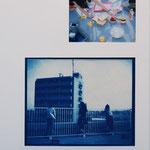 朝食会 / 2012 cyanotype デジタルプリント