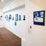 個展「風呂女子」2015年 @The Artcomplex Center of Tokyo / 東京 新宿