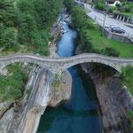 Römerbrücke, Vercascatal
