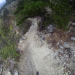 Schöner Trail