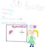 Mathelehrerin werden (Lauren, 3. Klasse)