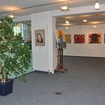 Ausstellungsräume des PVÖ
