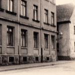 Ansicht des Hauses in der Meusdorfer Straße 25, Leipzig-Connewitz.