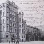 Kaserne Stargard,1914