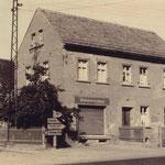 Das Wohn- und Geschäftshaus nach 1945 in Seelingstädt, Am Bahnhof Nr.2