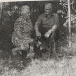 Anna und Walter Herrmann.