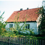 Das Haus in Haffwerder im Jahr 1992.