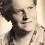 Milda Neitsch, geb. Bräuer, 07.07.1961
