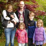 Gamba jetzt Sally wohnt bei Fam. Grewe-Schwardt in Rotenburg-Wümme
