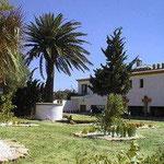 Garten Hotel La Torre Tarifa