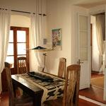 Kitesurfen Apartment Ferienwohnung TarifaWohnzimmer Casa Luna