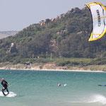 Spot Tarifa kitesurfing perfect weather nice beach
