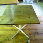 カフェテーブル(試作)