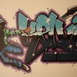 Kinderkamer, kidsroom, breakdance, graffiti