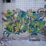 HerzOne, Graff Chronicles, graffiti 2010