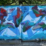HerzOne graffiti, 2014 frunch