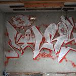 HerzOne, Kilroy2, graffiti 2013